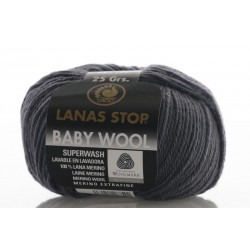 BABY WOOL Gris Oscuro
