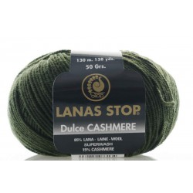 DULCE CASHMERE 024. Verde Botella
