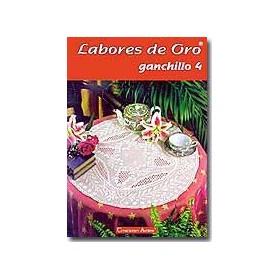 LABORES DE ORO - GANCHILLO 4