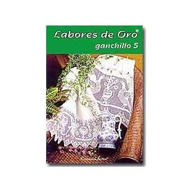 LABORES DE ORO - GANCHILLO 5