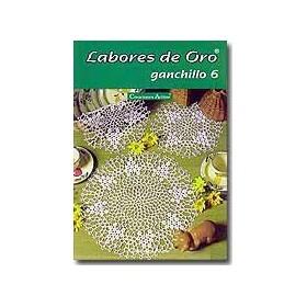 LABORES DE ORO - GANCHILLO 6