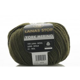 York Merino 024. Verde Botella