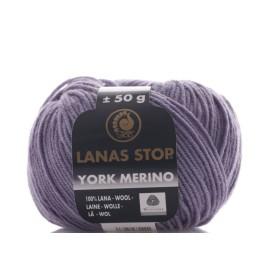 York Merino 604. Lila