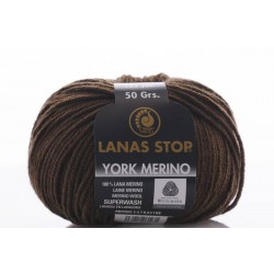 York Merino 727. Marrón