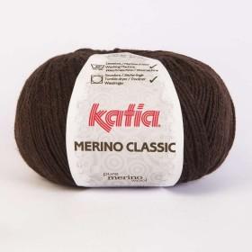 Merino Classic Marrón Oscuro