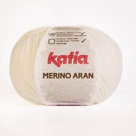 MERINO ARAN 01. Blanco