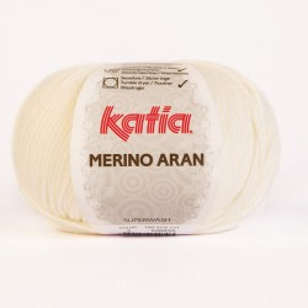 MERINO ARAN 03. Marfil
