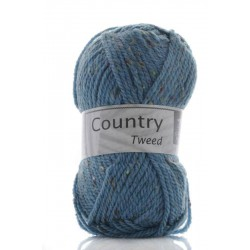 COUNTRY TWEED 021.Azul