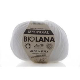 BIOLANA 100. Blanco