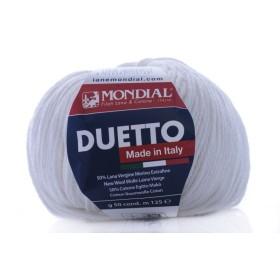 DUETTO 0100 Blanco