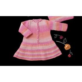 BABY AZTECA 53 Rosa