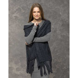 SILKY LACE Gris Oscuro