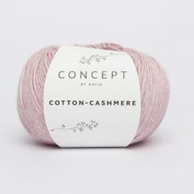 COTTON-CASHMERE 50. Rosa