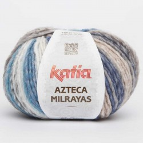 AZTECA MILRAYAS 702. Azul