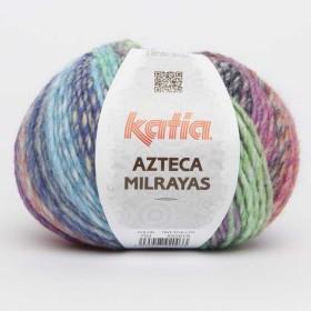 AZTECA MILRAYAS 704. Amarillo