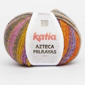 AZTECA MILRAYAS 705. Ocre