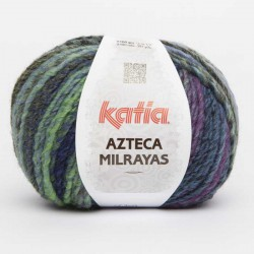 AZTECA MILRAYAS 709. Verde