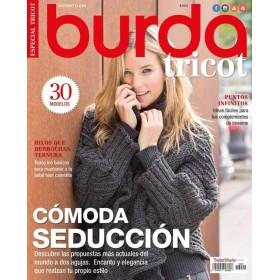 Revista BURDA TRICOT, cómoda seducción.