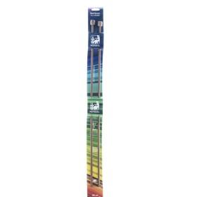 Agujas Tricotar 40cm BAMBÚ 1.5 - 3.5