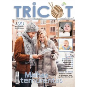 Revista TRICOT nº 7, moda actual