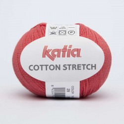 COTTON STRETCH 29 Coral