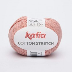 COTTON STRETCH 32 Rosa
