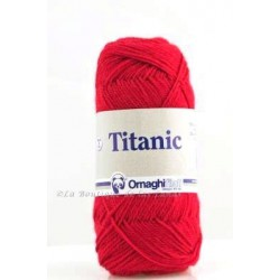 Titanic Rojo