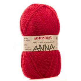 ANNA MONDIAL 563 Rojo