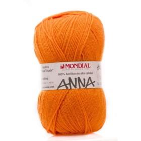 ANNA MONDIAL 156 Naranja.