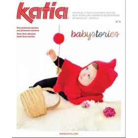Revista Nº 5 - Babystories - Bebe - Otoño Invierno 2018