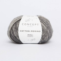 COTTON MERINO PLUS 300 Gris Claro