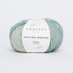 COTTON MERINO PLUS 301 Petroleo