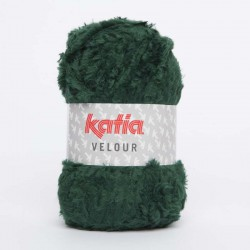VELOUR 77 Verde Botella