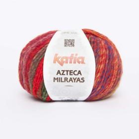 AZTECA MILRAYAS 712 Rojo