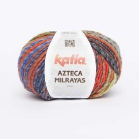AZTECA MILRAYAS 713 Naranja