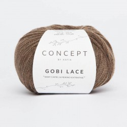 GOBI LACE 105 Marrón
