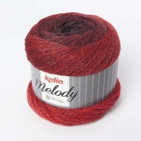 MELODY 206 Rojo