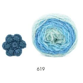 FLOWER Azul