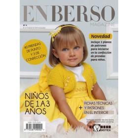 ENBERSO Magazine - Nº 4 NIÑOS DE 1 A 3 AÑOS Portada