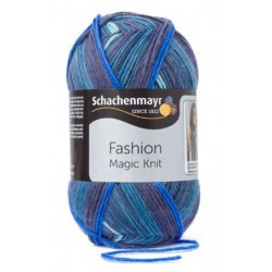 MAGIC KNIT 084 Azul