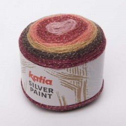 SILVER PAINT 102 Rosa