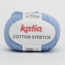 COTTON STRETCH 12 Azul Claro