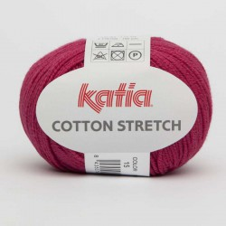 COTTON STRETCH 15 Fucsia