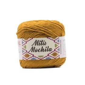 MITU' MOCHILA 175. Ocre