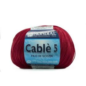 CABLE' 5 027. Rojo