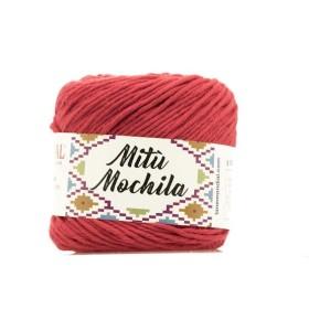 MITU' MOCHILA 027. Rojo
