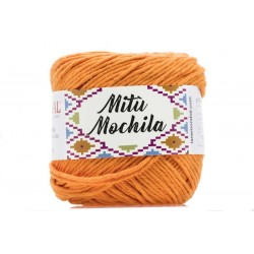 MITU' MOCHILA 122. Naranja