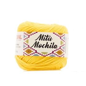MITU' MOCHILA 509. Amarillo