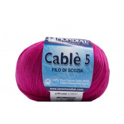 CABLE' 5 485. Fucsia