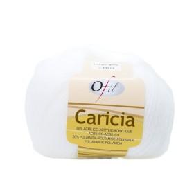CARICIA 1220 Blanco